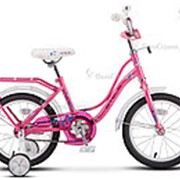 "Велосипед Stels Wind 16"" Z020 (2019) Розовый фото"