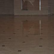 Полировка, переполировка и реставрация мраморных полов. Кристаллизация мраморных покрытий фото