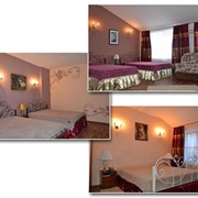 Гостиница: двухместные номера, стандартные фото