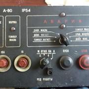 Пульт управления А80 фото