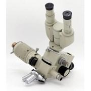 Микроскоп ММУ-3 фото