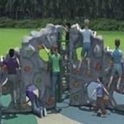 Детская игровая площадка ДП10164A фото