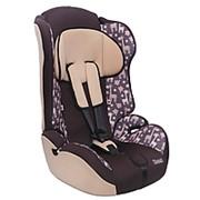 Детское автомобильное кресло Zlatek Atlantic Print модерн (группа 1-2-3) фото