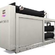 Водоохлаждающие машины для промышленного кондиционирования серия Matrix HPC-W фото
