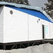 Дом - вагон Столовая на 24 посадочных места 8,0х5,6х2,8 фото