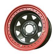 ORW Off-Road-Wheels диск УАЗ стальной 5x139,7 8xR16 d110 ET-40 с бедлоком фото
