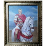"Сюжетный портрет ""На коне"" | Scene Portrait ""on horseback"" фото"