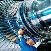 Компрессоры к паровым и газовым турбинам фото