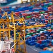 Услуги экспортирования товаров фото