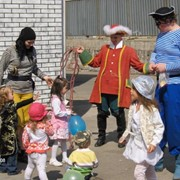 Организация детских праздников фото