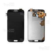 Матрица и тачскрин (сенсорное стекло) в сборе для смартфона Samsung Galaxy Note 2 GT-N7100 фото