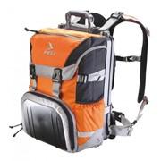 Рюкзак PELI#S100 SPORT со встроенным кейсом под ноутбук, оранжевый фото