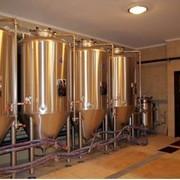 Пивоварни 50-1000 литров/день фото