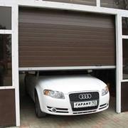 Ворота гаражные YEET(Канада-Россия) фото