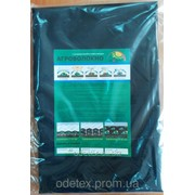Агроволокно пакетированное черное 60 грам/м.кв. ширина 1,6 м., длина 5 м фото