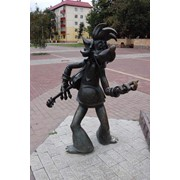 Скульптуры садово-парковые фото