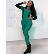 """Комбинезон Vergo """"Reborn"""" (Emerald), XS фото"""