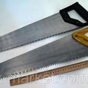 Ножовка широкая 550 мм фото