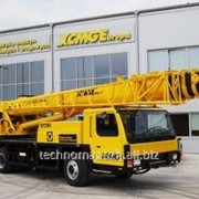 Кран автомобильный (автокран) QY 25K (CE) 25 тонн фото