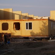 Построить дом. Дома каркасные деревянные фото