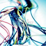 Укладка проводов фото