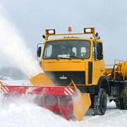 Снегоочиститель фрезерно-роторный ''Амкодор 9512'' фото