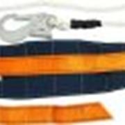 Пояс монтажный предохранительный с капроновым канатом ПП 1 В фото