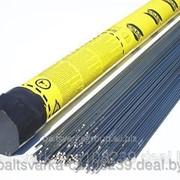 Прутки присадочные для сварки нержавеющих сталей ОК Tigrod 309 LSi d3,2*1000(5,0kg), ESAB, Швеция фото