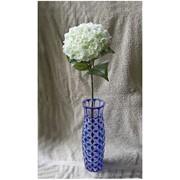 Искусственный цветок Гортензия одиночная фото