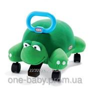 Каталка King Baby Зеленая Черепашка 4948 фото