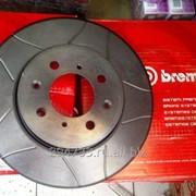 Диск тормозной передний Fenox, кросс_номер 5171221350 фото