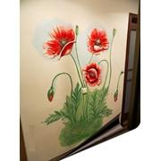 Услуги в области живописи, роспись стен фото