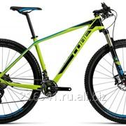 Велосипед Cube Reaction Gtc Sl 2X 27,5 (2016) зеленый фото