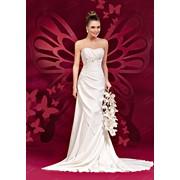 Свадебное платье Код MJ009 фото