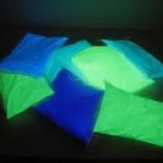 Люминофоры, люминофор, светящийся пигмент,светящийся порошок фото