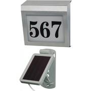 Солнечный светильник с подсветкой номера дома SH 4000 S фото