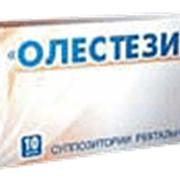 Олестезин® свечи противогеморроидальные фото