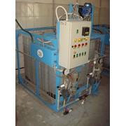 Установка приготовления и дозирования сухого флокулянта, коагулянта фото