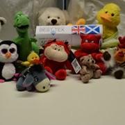 Мягкие игрушки EXTRA высокого качества оптом фото