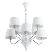 Подвесная люстра Arte Lamp A1528LM-8WH фото