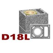 Комплект дымохода 0,33пм Schiedel UNI одноходовой с вент.каналом 18L фото