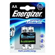 Батарейка Energizer Ultimate Lithium AA FSB2 фото