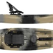 Wilderness Systems Ride-115X MAX - сверхустойчивый каяк для рыбалки с дополнительной консолью для электроники фото