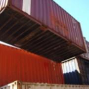 Перевозки железнодорожные контейнерные фото