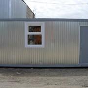 Здания контейнерного типа фото
