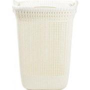 Корзина для белья CURVER Knit, 57л фото