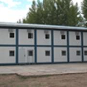 Мобильные здания со сборно-разборным каркасом фото