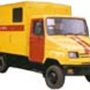Автомобиль аварийной службы теплосетей ААСТ-2М фото