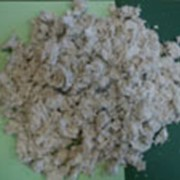Асбест хризотиловый, 3-7 группы, асбест, хризотиловый асбест. фото