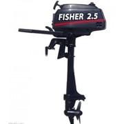 Лодочный Мотор Fisher (Fish25) фото